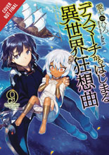 Image: Death March to the Parallel World Rhapsody Light Novel Vol. 09 SC  - Yen On
