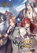 Image: Mushoku Tensei Jobless Reincarnation Light Novel Vol. 03 SC  - Seven Seas Entertainment LLC
