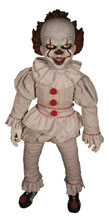 Image: It  (Movie) MDS Roto Plush Doll: Pennywise (18-inch) - Mezco Toys