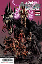 Image: Savage Avengers #4 (variant cover - Deodato 2nd printing) - Marvel Comics