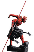 Image: Star Wars ARTFX Statue: Darth Maul  (Ukiyo-E Version) - Kotobukiya