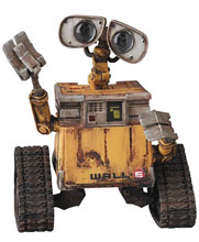 Image: Disney Pixar UDF Figure: Wall-E  (Renewal Version) - Medicom Toy Corporation