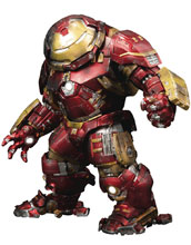 Image: Avengers Age Of Ultron EAA-100 PX Action Figure: Hulkbuster  - Beast Kingdom Co., Ltd