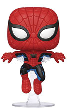 Image: Pop! Marvel 80th First Appearance Vinyl Figure: Spider-Man  - Funko