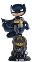 Image: Mini Co. Heroes DC Comics Vinyl Statue: Batman  - Iron Studios