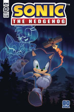 Image: Sonic the Hedgehog #33 (cover A - Stanley) - IDW Publishing