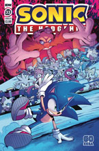Image: Sonic the Hedgehog #33 (cover B - Dutriex) - IDW Publishing