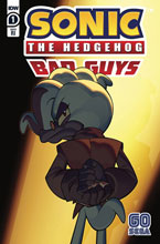 Image: Sonic the Hedgehog: Bad Guys #1 (incentive 1:10 cover - Lawrence) - IDW Publishing