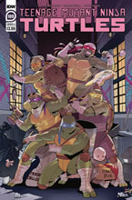 Image: Teenage Mutant Ninja Turtles #109 (cover A - Nishijima) - IDW Publishing