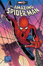 Image: Amazing Spider-Man #49 (incentive 1:50 cover - Quesada) - Marvel Comics