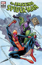 Image: Amazing Spider-Man #49 (variant cover - Ramos) - Marvel Comics