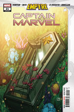 Image: Captain Marvel #21 - Marvel Comics