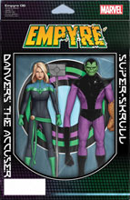 Image: Empyre #6 (variant Action Figure cover - Christopher)  [2020] - Marvel Comics