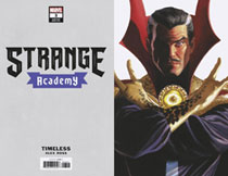 Image: Strange Academy #3 (variant Alex Ross Timeless cover - Doctor Strange)  [2020] - Marvel Comics