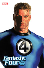 Image: Fantastic Four #24 (variant Timeless cover - Alex Ross Mister Fantastic) - Marvel Comics