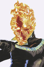 Image: Avengers #36 (variant Alex Ross Timeless cover - Ghost Rider) - Marvel Comics