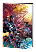 Image: Marvel Cosmic Universe by Cates Omnibus Vol. 01 HC  - Marvel Comics