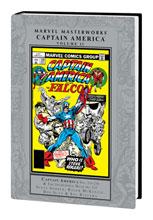 Image: Marvel Masterworks: Captain America Vol. 12 HC  - Marvel Comics