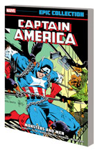 Image: Captain America Epic Collection: Monsters and Men SC  - Marvel Comics