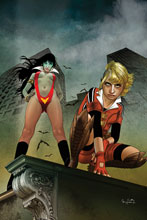 Image: Vampirella Vol. 05 #14 (incentive 1:30 cover - Gunduz Virgin) - Dynamite