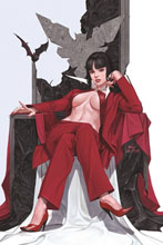 Image: Vampirella #14 (variant cover - Lee virgin) - Dynamite