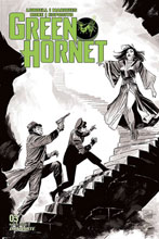 Image: Green Hornet Vol. 03 #3 (incentive 1:20 cover - Weeks B&W)  [2020] - Dynamite