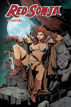 Image: Red Sonja Vol. 05 #19 (cover D - Miracolo) - Dynamite