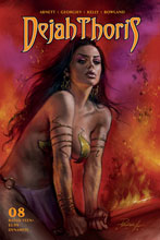 Image: Dejah Thoris [2019] #8 (cover A - Parrillo) - Dynamite