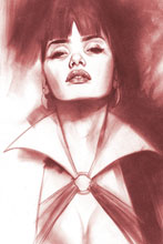 Image: Vengeance of Vampirella Vol. 02 #10 (incentive 1:40 cover - Oliver Tinted) - Dynamite