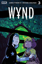 Image: Wynd #3 (cover A - main) - Boom! Studios