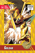 Image: Mighty Morphin Power Rangers #54 (incentive 1:10 cover - Anka)  [2020] - Boom! Studios