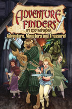 Image: Adventure Finders: Adventure Monsters & Treasure SC  - Action Lab Entertainment