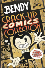 Image: Bendy Crack Up Comics Collection SC  - Afk