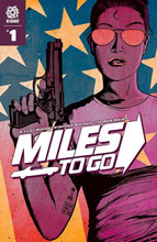 Image: Miles to Go #1 (cover B incentive 1:10 - Francavilla) - Aftershock Comics