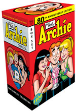 Image: Best of Archie Vol. 1-3 Boxed Set  - Archie Comic Publications