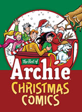 Image: Best of Archie Christmas Classics SC  - Archie Comic Publications