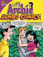 Image: Archie Jumbo Comics Digest #313 - Archie Comic Publications