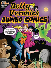 Image: Betty & Veronica Jumbo Comics Digest #287 - Archie Comic Publications
