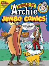 Image: World of Archie Jumbo Comics Digest #103 - Archie Comic Publications