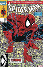 Image: Spider-Man #1 (Facsimile edition) (CGC Graded - McFarlane) - Dynamic Forces