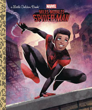 Image: Miles Morales: Spider-Man Little Golden Book  - Golden Books