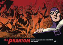 Image: Phantom Complete Dailies Vol. 19: 1964-1966 HC  - Hermes Press