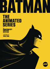 Image: Batman Animated Series Phantom Creative Collection HC  - Insight Editions