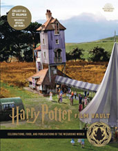 Image: Harry Potter Film Vault Vol. 12: Celebrations Foods Publications HC  - Insight Editions