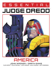 Image: Essential Judge Dredd: America SC  - Rebellion / 2000AD