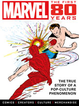 Image: Marvel Comics First 80 Years SC  (PC cover) - Titan Comics