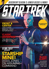 Image: Star Trek Magazine #77 (newsstand cover) - Titan Comics