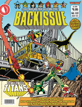 Image: Back Issue #122 - Twomorrows Publishing