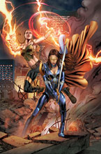 Image: Belle: Hearts & Minds One-Shot #1 (cover A - Vitorino) - Zenescope Entertainment Inc
