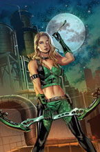 Image: Robyn Hood: Justice #3 (cover C - Otero) - Zenescope Entertainment Inc